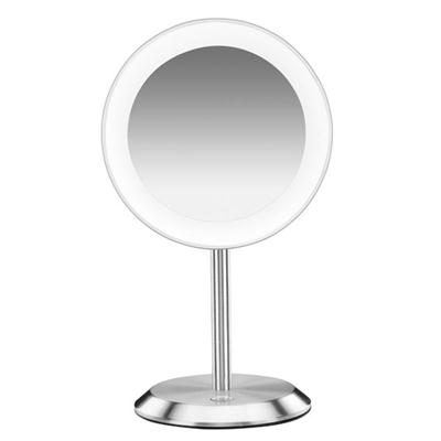 LED Single Sided Mirror Chrome