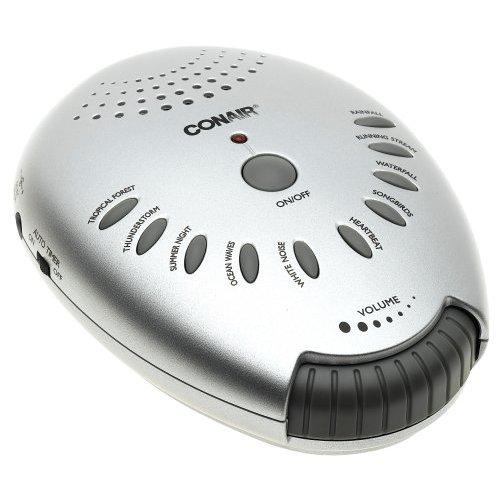 Conair SU1W Sound Therapy Sound Machine