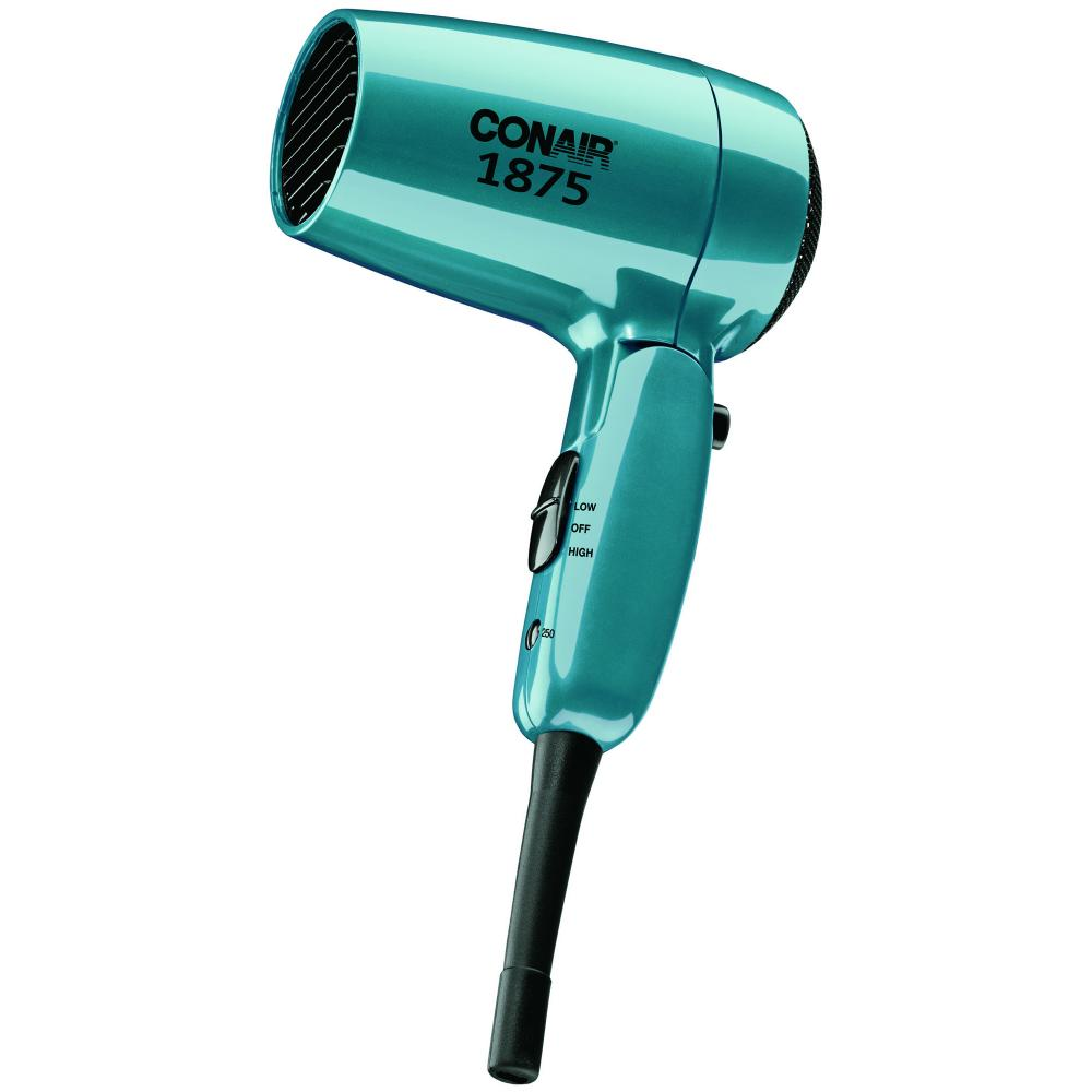 Conair 1875-Watt Dual Voltage Folding Handle Dryer