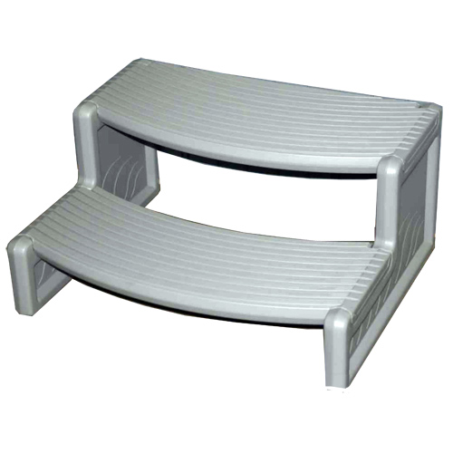 "Steps, Confer, Handi-Step 2, 27""Wide, Gray"