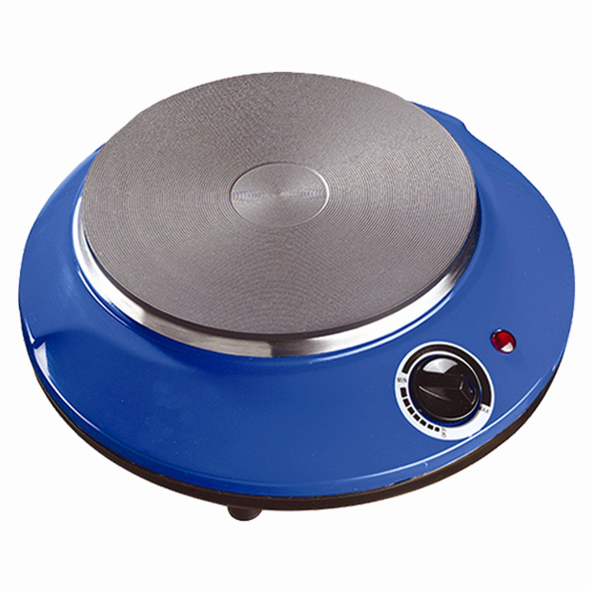 Cookinex Single Cast Burner Hot Plate - Blue