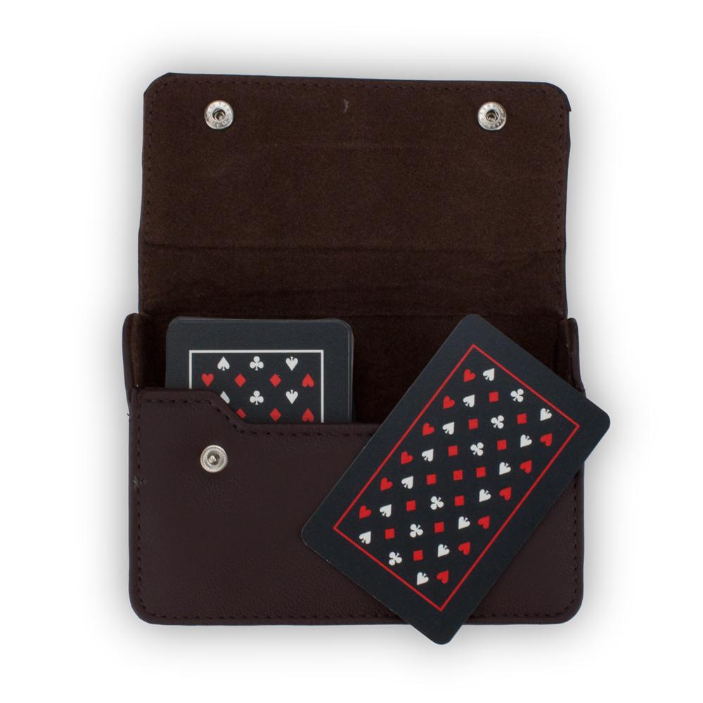 EPOC Bridge Leather Case