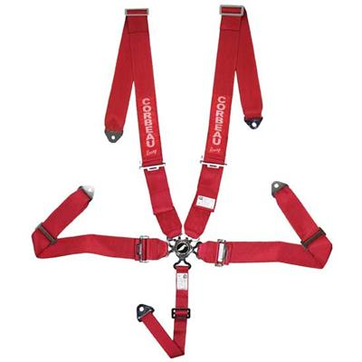 3 inch 5-Point Harness Belt
