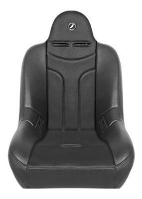 Baja JP Seat in Black Vinyl