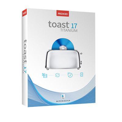 Roxio Toast Titan 17 ML MiniBx