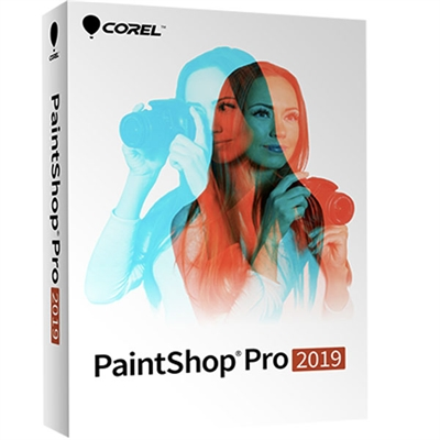 PaintShop Pro 2019 Mini Box