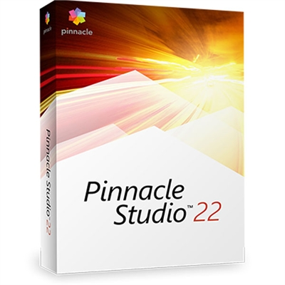 Pinnacle Studio22 Stndrd EN FR