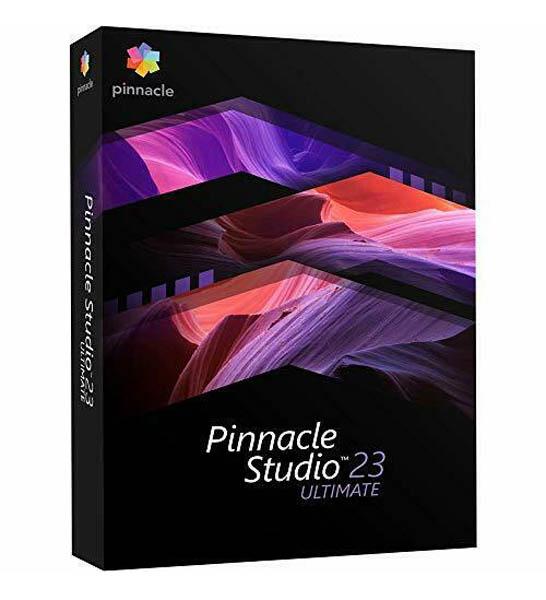 Pinnacle Studio 23 Ult EN FR