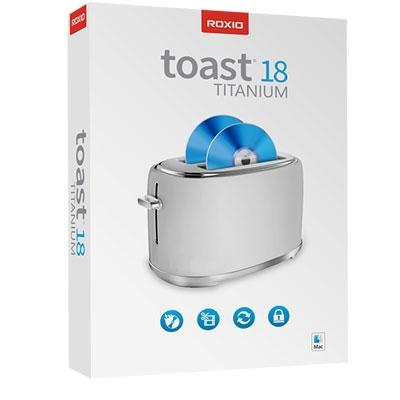 Roxio Toast Titanium 18 ML Min
