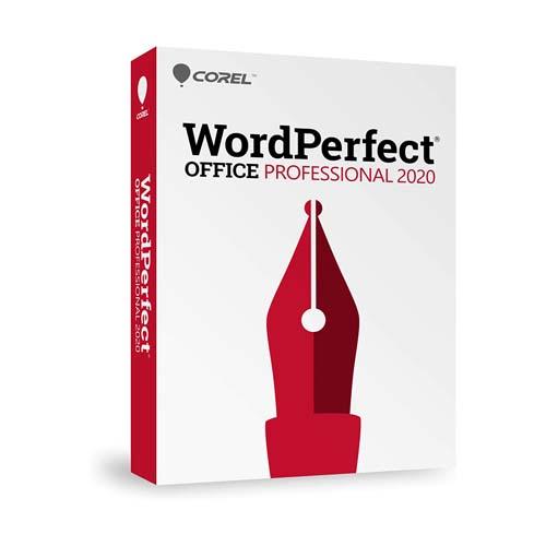 WordPerfect Office 2020 Pro