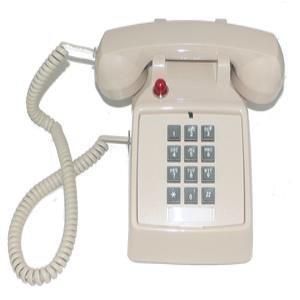 250044-VBA-57MD Desk w/ Message Waiting
