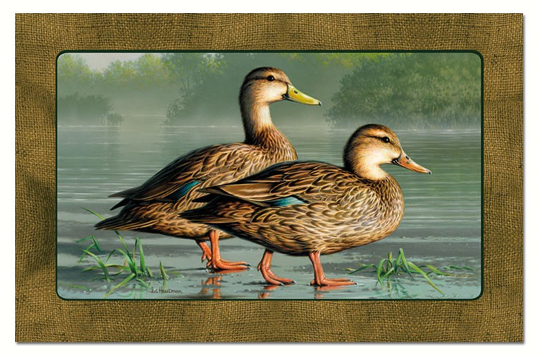 Water Birds Paper Placemats 24 per set