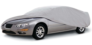 Car Cover - PRESTIGE® - for Expensive Vehicles & Classics - The ULTIMATE COVER - Grey
