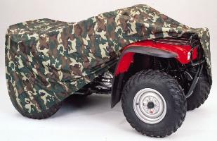 Camouflage ATV Cover - Size L - CAMO