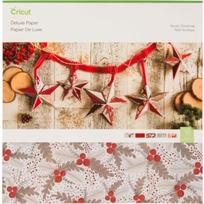 Deluxe Paper Nordic Christmas