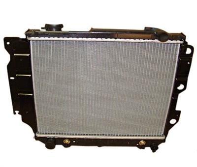 Aluminum Black Radiator