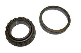 Drum Brake Spindle Bearing Set