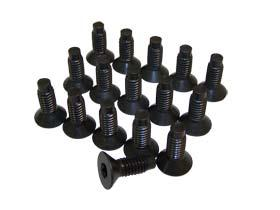 Windshield Torx Screw Kit