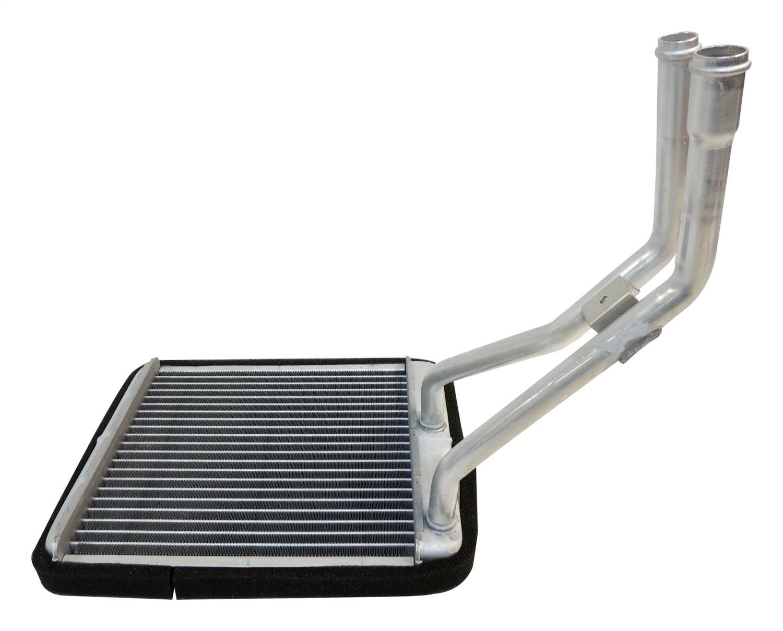 Aluminum Unpainted Heater Core