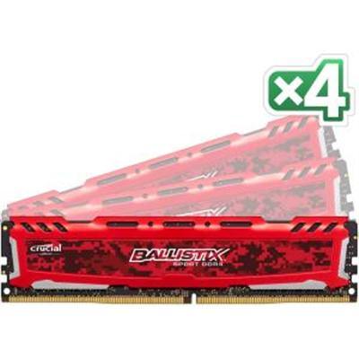 32GB 2x16GB DDR4 2400 PC4