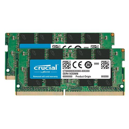 16GB Kit  DDR4 2666 SODIMM