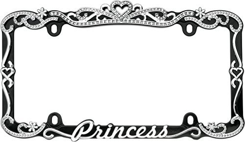 PRINCESS CHROME/BLACK