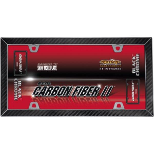 CARBON FIBER/BLACK CHROME
