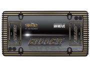 BILLET BLK/GOLD W/FASTNR