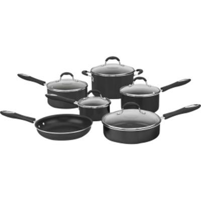 Advantage NS Cookware 11pc Blk