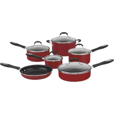 Advantage NS Cookware 11pc Red
