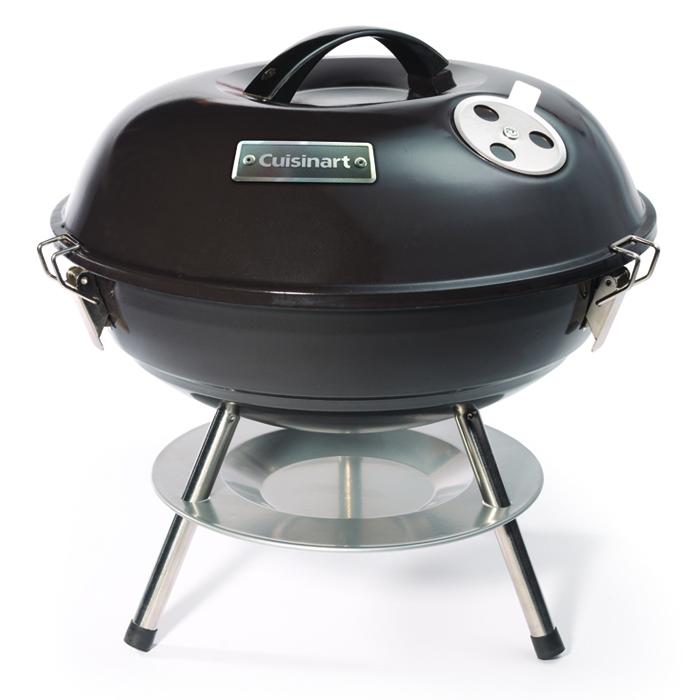 "Keyo 14"" Black/Black color box Charcoal Grill"