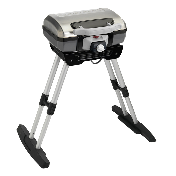 Every Day Portable Electric Grill with Stand