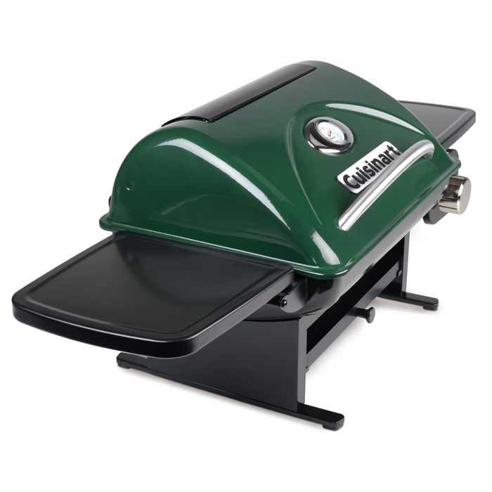 Green Gas Grill
