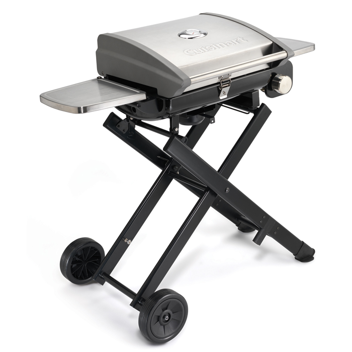 All Foods Roll-Away Gas Grill