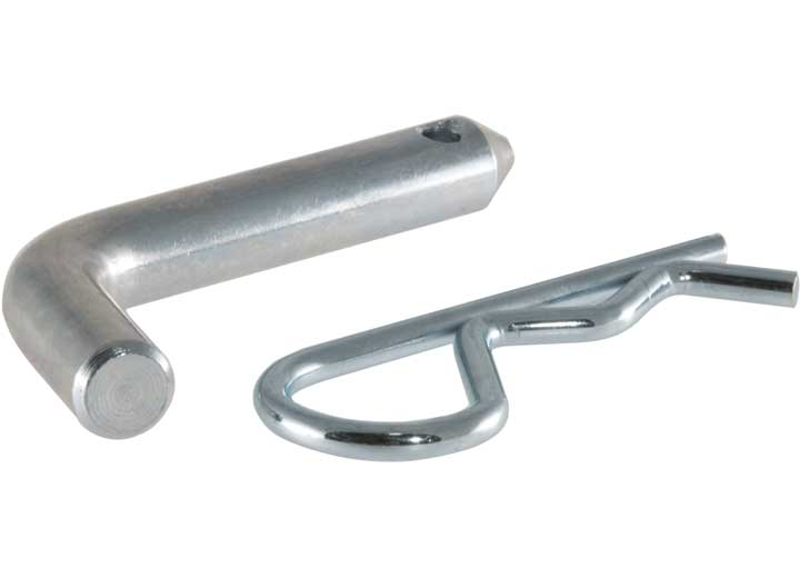 1/2in HITCH PIN WITH CLIP