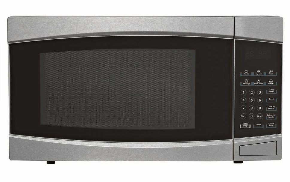 RCA 1.4 CU Ft Microwave Oven Stainless Steel