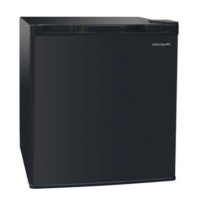 1.6 Cu Ft Bar Fridge Black