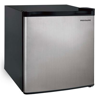 1.7 Cu Ft Mini Fridge Stainless Steel