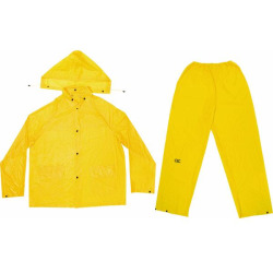 3PC RAIN SUIT LARGE