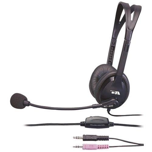 OEM Stereo Headset Microphone w Mute