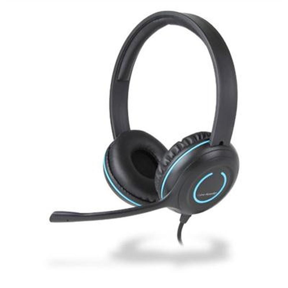Stereo headset SingleComboPlug