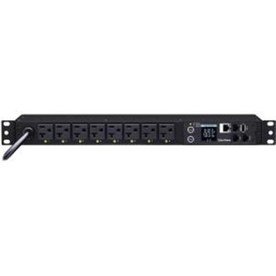 Switched PDU 20A 1u 8 Out 120V