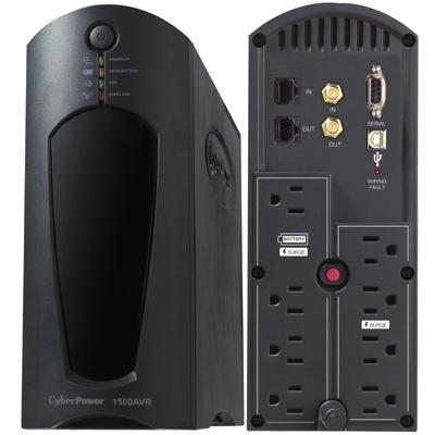 1200VA 720W UPS w AVR