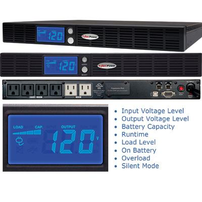 500VA / 300W AVR UPS