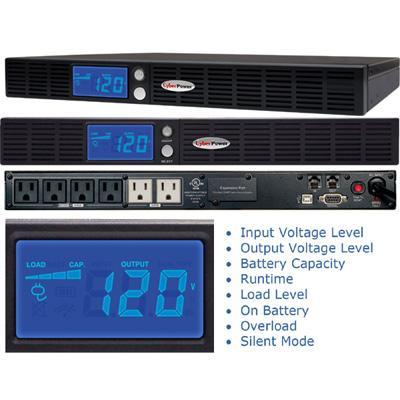 700VA / 400W AVR UPS