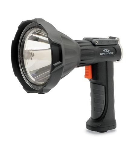 1600 Lumen rechargeable spotlight