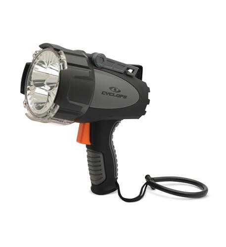 6000 LM rechargeable spotlight