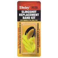 Powerline 8172 Slingshot Band With Release Pouch, For Use With F16, B52 and P51 Model Slingshot