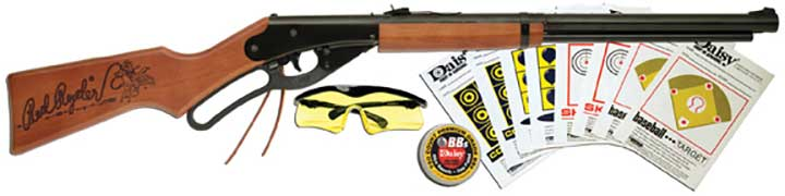 Daisy Red Ryder Shooting Fun Starter Kit 35.4 Inch Length 4938K