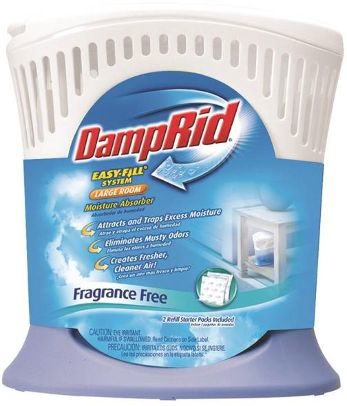 Damprid FG90 Absorbing Container System, 20.8 oz